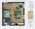 kurzy kreslení půdorys bytu