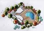 kurzy kreslení půdorys zahrady