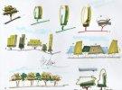 kurzy kreslení skici stromy